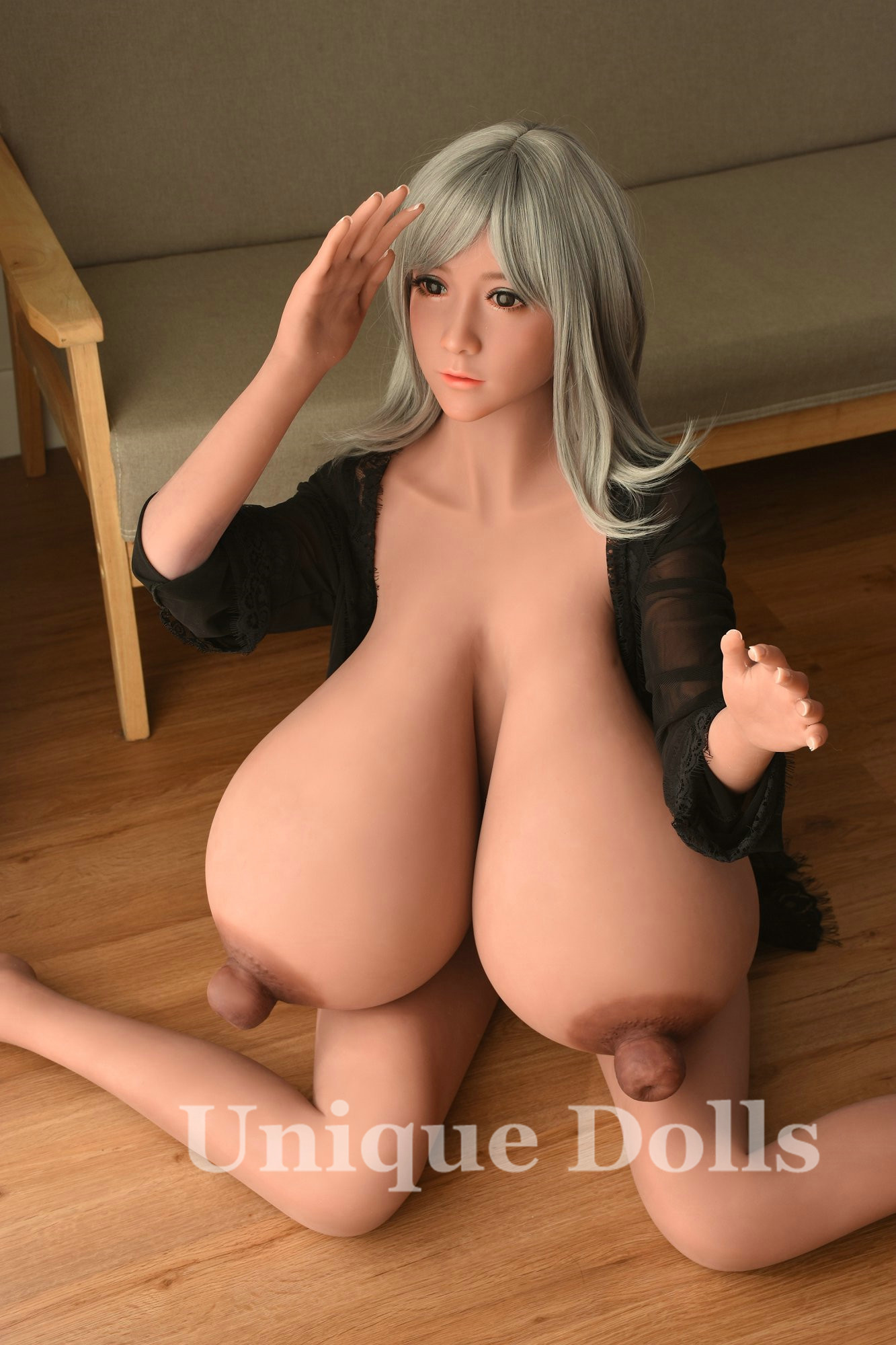 AXB-Cathy huge breasts TPE sex doll
